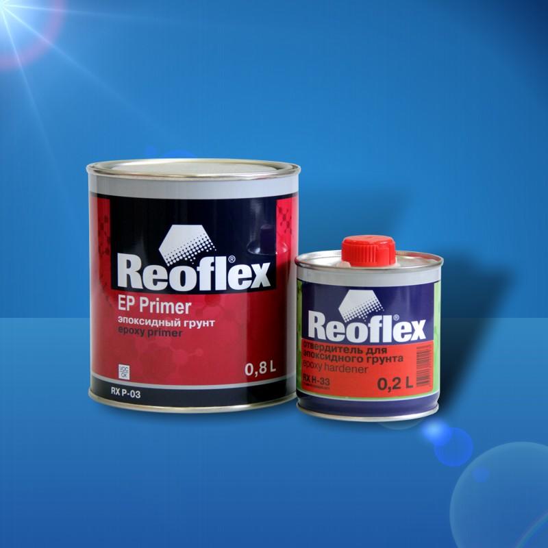 эпоксидный грунт Reoflex инструкция - фото 5